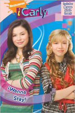I Wanna Stay! (iCarly), New, Nickelodeon Book