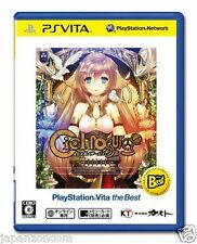 Used PS Vita Ciel Nosurge: Ushinawaret SONY PS VITA PLAYSTATION JAPANESE  IMPORT