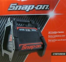 Snap-On 18v Wireless Bluetooth Speaker Monster Lithium CTBTS9050