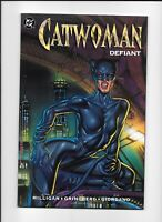 Batman CATWOMAN Defiant (1992) DC Comics TPB NM to Mint Cond MORE COMICS LIST