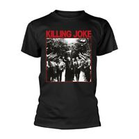 Official KILLING JOKE Pope T Shirt Metal Rock Band Black Tee All Sizes