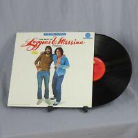 Loggins & Messina Best Of Friends LP Half-Speed Mastered CBS Mastersound Catalog