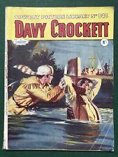 Cowboy Picture Library Comic No. 343 Davy Crockett