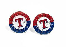 Texas Rangers Cufflinks MLB Baseball