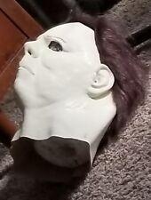 Michael Myers Plain White Halloween Mask