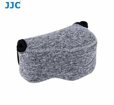 JJC Neoprene Compact Camera Pouch Case for Sony A6000 A6300 A6500 A6400 16-50mm