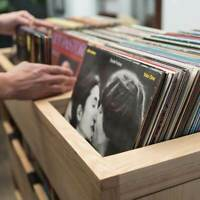 $5 Vinyl Records No Limit You Pick & Choose Rock++ LP A-G Flat $5 Shipping