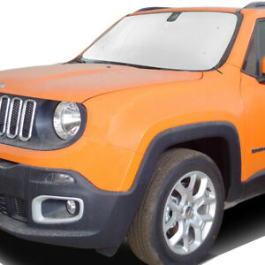 Fit For Jeep Renegade 2015-2021  Front Windshield Anti-UV Custom Sunshade