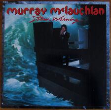 "Murray McLauchlan - ""Storm Warning"" LP Vinile 1981 Elektra/Asylum Made in USA"