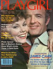 PLAYGIRL March 1980 TONY DANZA James Caan LORENZO LAMAS Bill Murray ROBERT HAYS