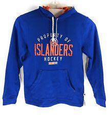 CCM NHL New York Islanders Vintage Retro Hockey Hoodie Mens Medium Sweatshirt