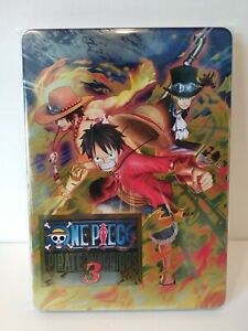 One Piece Pirate Warriors 3 Steelbook G1 - Sans jeu - Comme neuf