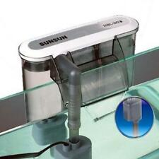 SunSun Hang On Back HOB Power Slim Filter 90GPH Aquarium Fish Tank HBL-302 220V
