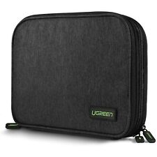 Ugreen 50147 Double Layer Electronic Accessories Organiser Travel Bag