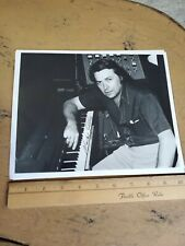 Vintage Autographed Country Artist Photo Mickey Gilley