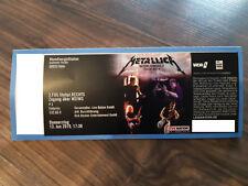 Metallica Stehplatz Innenraum Front of Stage 2 FOS 2 Köln Stadion 13.06.2019