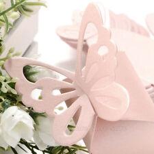 Scatole porta buste regalo rosa per il matrimonio