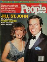 People Weekly Magazine Aug 30 1982 - Jill St. John - Robert Wagner - No Label NM