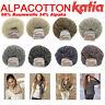 (9,60€/100g) 50g ALPACOTTON KATIA Alpaka+Baumwolle Alpaca Cotton Wolle+Flausch