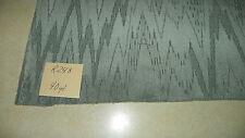 Light Green Flamestitch Velvet Upholstery Fabric 1 Yard  R248