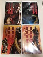 Thulsa Doom (2009) #1 2 3 4 1-4 (VF/NM) Complete Set Alex Ross covers Dynamite
