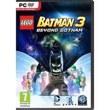 LEGO Batman 3 Beyond Gotham - PC DVD - New & Sealed