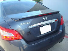 PRIMED Factory Style Rear Spoiler fits 2009-2015 Nissan Maxima BRAND NEW w/ LED