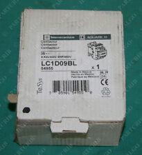 Telemecauique contactor LC1D09BL LC1D09 BL 24vdc NEW
