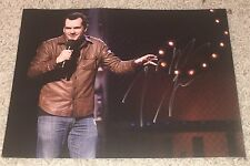 JIM JEFFERIES SHOW SIGNED AUTOGRAPH LEGIT BARE FREEDUMB 8x10 PHOTO w/EXACT PROOF