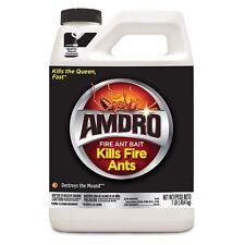 AMDRO Fire Ant Bait Killer Granules Hydramethylnon - 1 Lb.