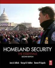 Homeland Security: The Essentials by George Haddow, Jane Bullock, Damon P....