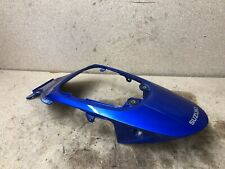 2006-2007 Suzuki GSXR 600 K6 K7 Rear Middle Tail Centre Fairing Blue GSXR 750