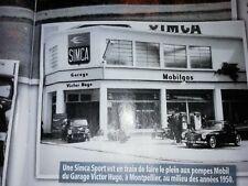 Garage Concession Peugeot a L'échelle Échelle1/43eme