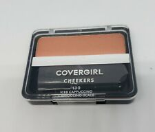 CoverGirl Cheekers Blush, Iced Cappuccino 130, 0.12-Ounce