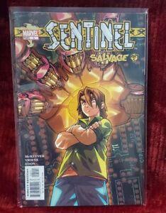Marvel Comics Sentinel #5 Salvage Pt 5