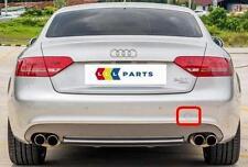 Audi A5 8T 08-11 neuf d'origine arrière s-line pare-chocs tow crochet couvercle bouchon 8T0807441A