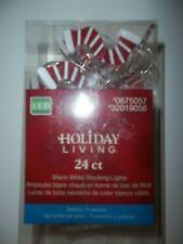 Holiday Living LED Christmas Stocking Light Set-7.4'-NEW