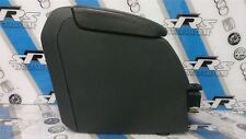 Genuine VW Golf MK5 Jetta Scirocco Centre Arm Rest With Grey Leather Trim