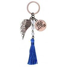 You Are An Angel Keychain Follow Your Dreams Sentiment Inspiration Key Ring Gift