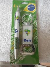 Brazilian ** Keychain / Bottle Opener / Pen *** Free  Shipping**