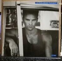 STING  - FORTRESS AROUND YOUR HEART - SHADOWS IN THE RAIN - EP.45 GIRI IMPORT