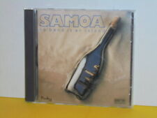 CD - SAMOA - NO BAND IS AN ISLAND