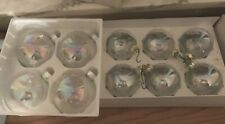Craft Glass Ball Iridescent Christmas Ornaments