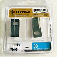 NEW Leupold 50044 2-Piece Base For Remington rem 700 Dual Dovetail DD USA MADE
