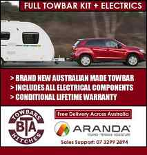 BTA Tow Bar Kit - Ford Laser Sedan KN (1998-2004) 500kg