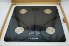 Bluetooth Full Body Composition Analyzer Fat Scale Smart Weight Monitor Bathroom