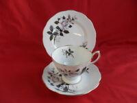 Royal Albert, Queens Messenger, Tea Trio (Teacup, Saucer & Teaplate)