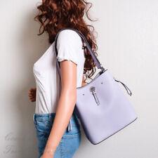 NWT Kate Spade Marti Large Leather Bucket Bag Shoulder Bag in Frozen Lilac