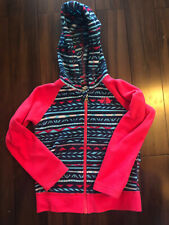 The North Face Toddler Girls Fleece Jacket Glacier Hoodie - Size 4T