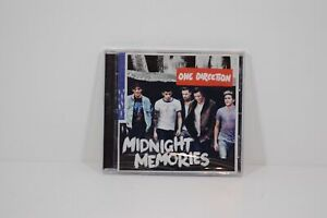 One Direction - Midnight Memories - PROMO CD 2008 NEW SEALED FREE SHIPPING
